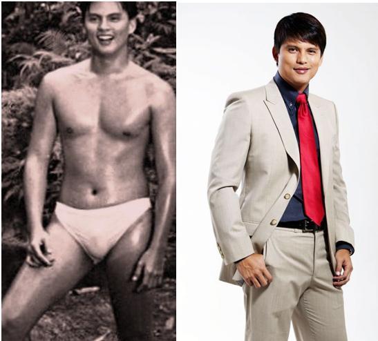 HIS ROYAL HOTNESS ZOREN LEGASPI : Then&Now!