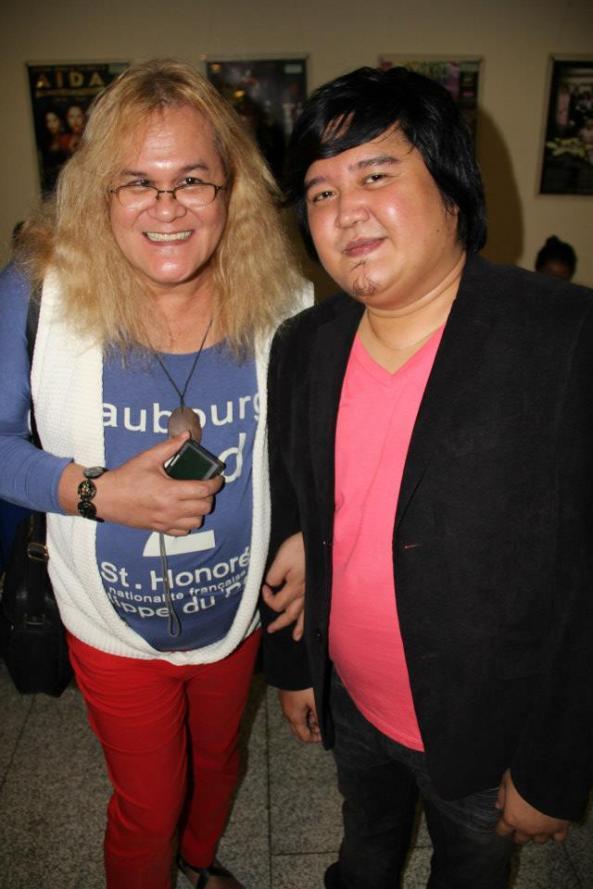 BAD ROMANCE Director IAN DEL CARMEN & Xixi