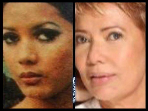 JEAN ALTAVAS: Then&Now...