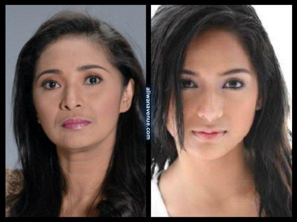Tanya Gomez / Jennylyn Mercado