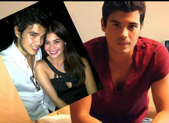 ERWAN HEUSSAFF [with Anne Curtis on the inset]