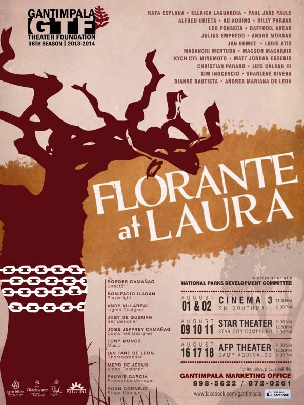 Final Florante Poster