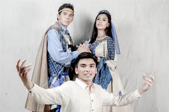 FLORANTE at LAURA with Macson Macaraig as Makata