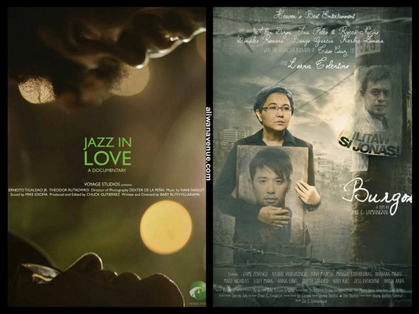CINEMALAYA2013 OPENING & CLOSING FILMS