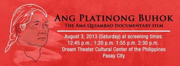 Platinong Buhok poster (1)