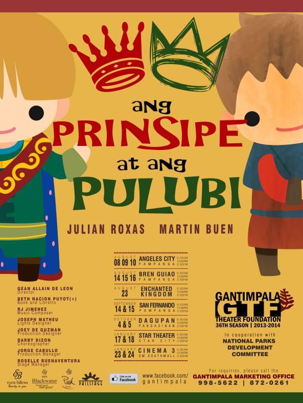 Prinsepe Final Poster