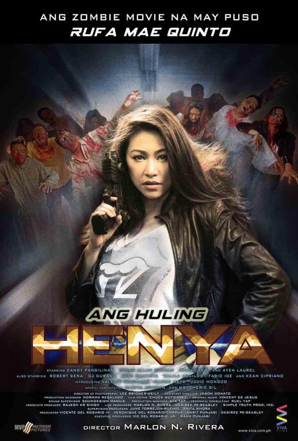 henya poster