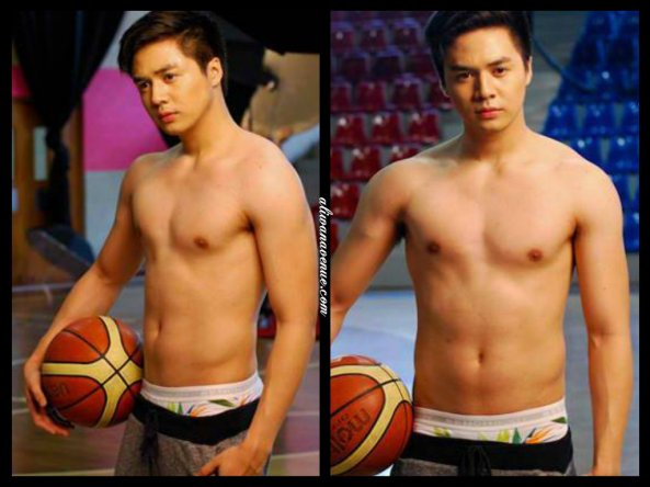 SAM CONCEPCION : SEXY!