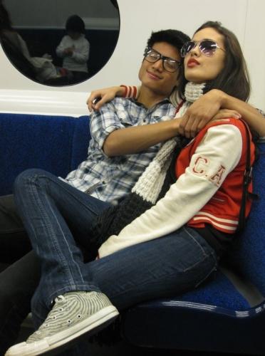 Megan & Mikael : Nothing Serious [photo courtesy: Peparazzi2011