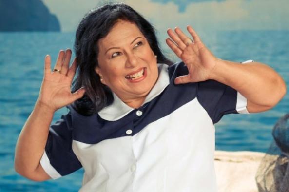 Tia Pusit : When Will She Ever Find True Love?