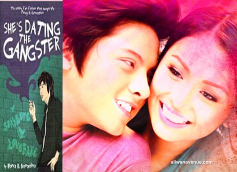 "StarCinema Presents ""SHE'S DATING THE GANGSTER"""