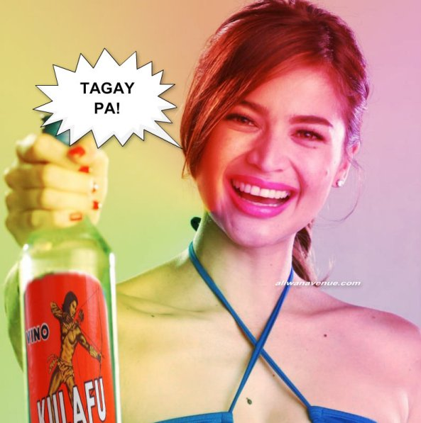 Anne Curtis : Who Gives A HIK????