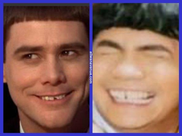 Vhong Navarro shamelessly mimics Jim Carrey's 'Dumb&Dumber' look