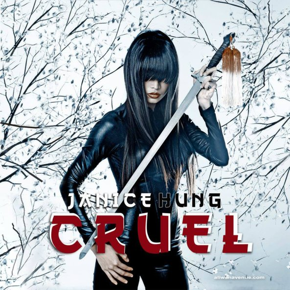 Click photo to purchase 'CRUEL' on iTunes!