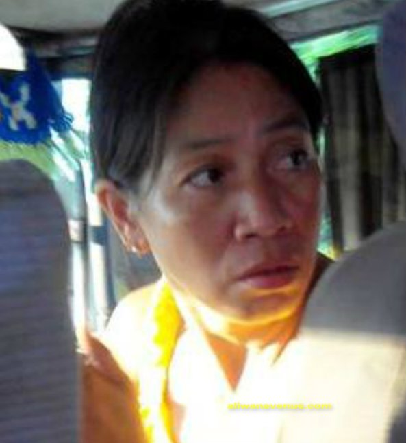 Rude Jeepney Driver's Wife [fotocredit: Ay Lab Elbi]
