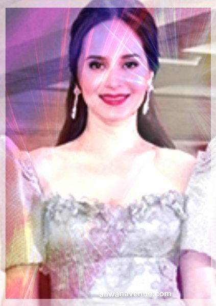 Leyte Representative Lucy Torres-Gomez : SSSSShhh!