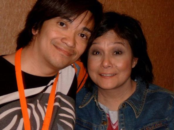 Jojo De Vera is a U.S.-based Filipino film enthusiast, blogger, video archivist... among other cinematic gigs but is a true-blue fully-beaded NORA AUNOR believer, their friendship spans for the longest time1