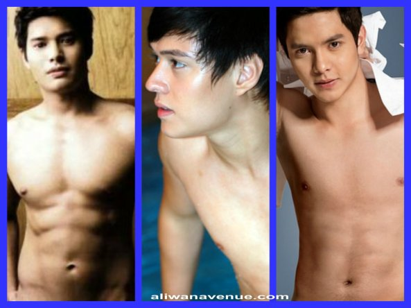 JC DE VERA/ENRIQUE GIL/ALDEN RICHARDS