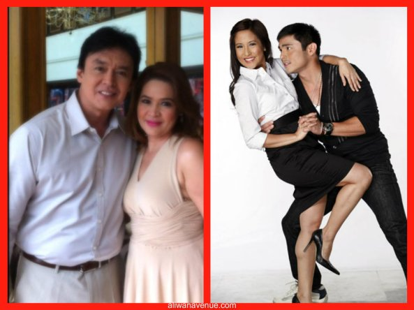 Rey 'PJ' Abellana & Leni Santos reunited on GMA7 while Jolina Magdangal & Marvin Agustin does the same on ABSCBN2