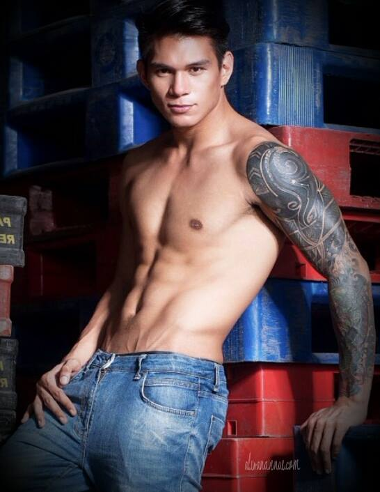 Baka naman ang tanong ay dapat na 'Are You Ready For Me, ZEUS COLLINS?' Choz.